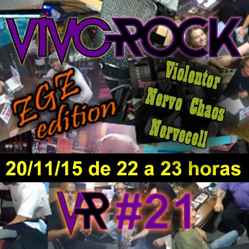Vivo Rock progama 21