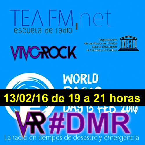Programa Especial Día Mundial de la Radio 2016