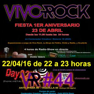 Vivo Rock progama 44