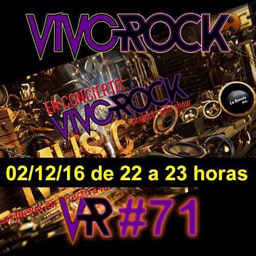 Vivo Rock progama 71