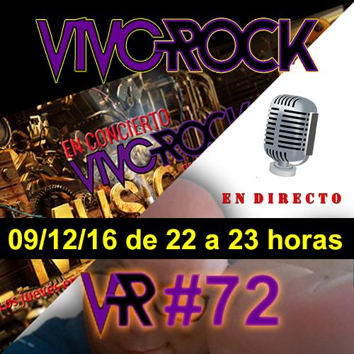Vivo Rock progama 72