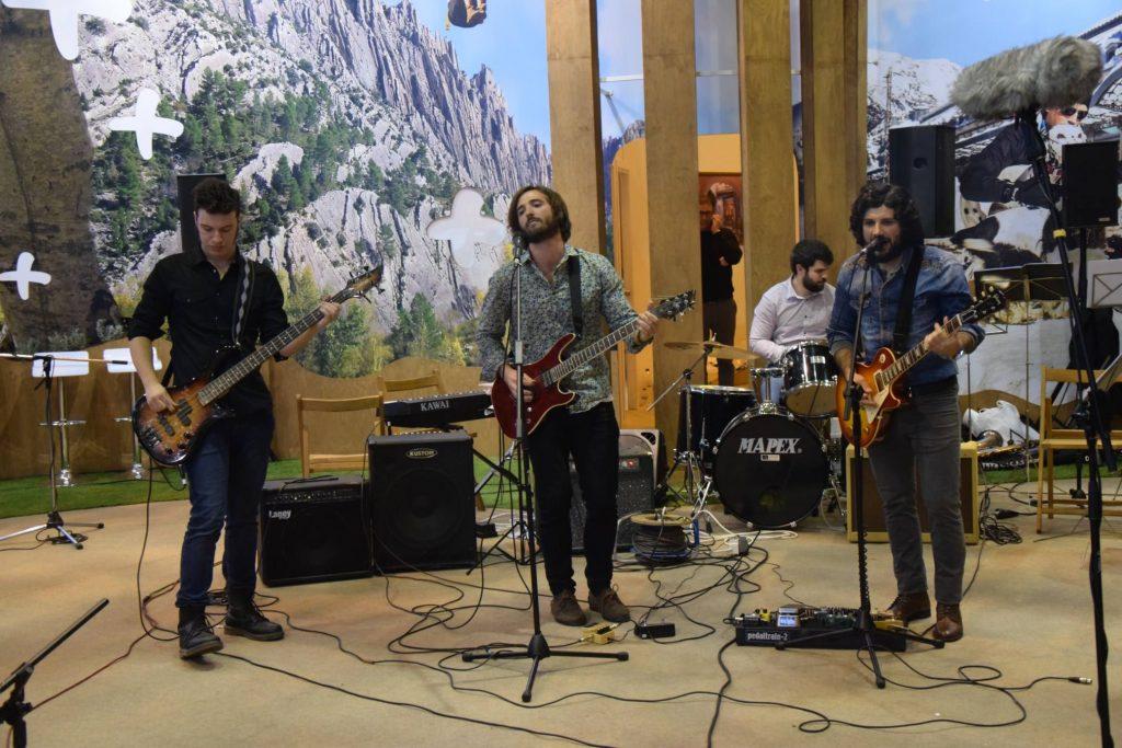 Vivo Rock en FITUR: Delirio