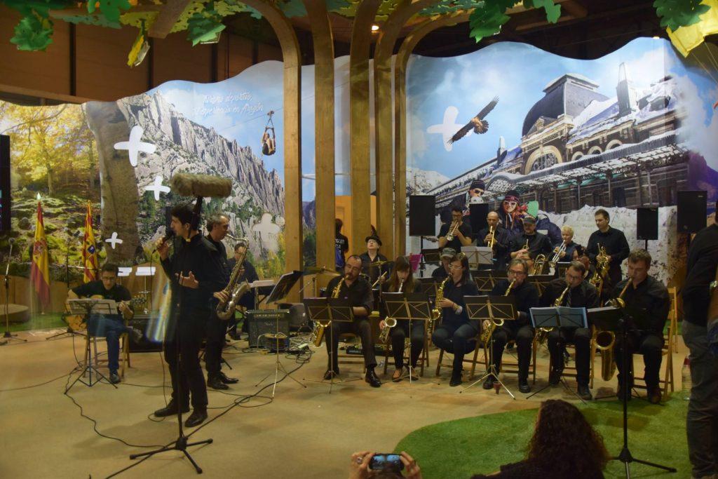Vivo Rock en FITUR: Dubadu Band