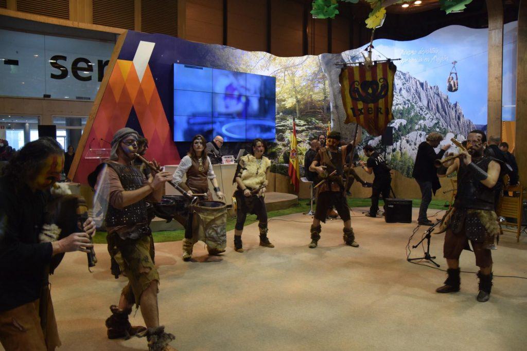 Vivo Rock en FITUR: Ixera
