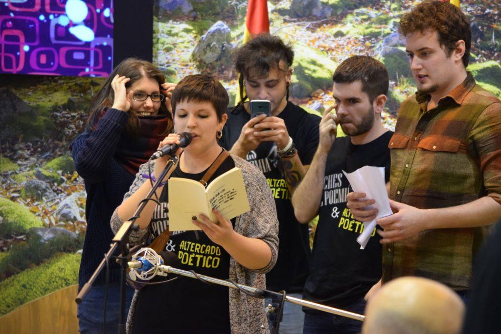 Vivo Rock en FITUR: Noches de Poemia