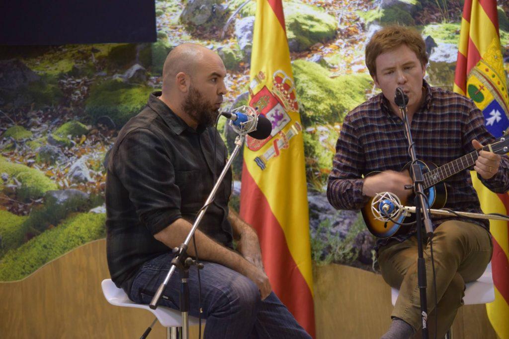 Vivo Rock en FITUR: The Ballaguers