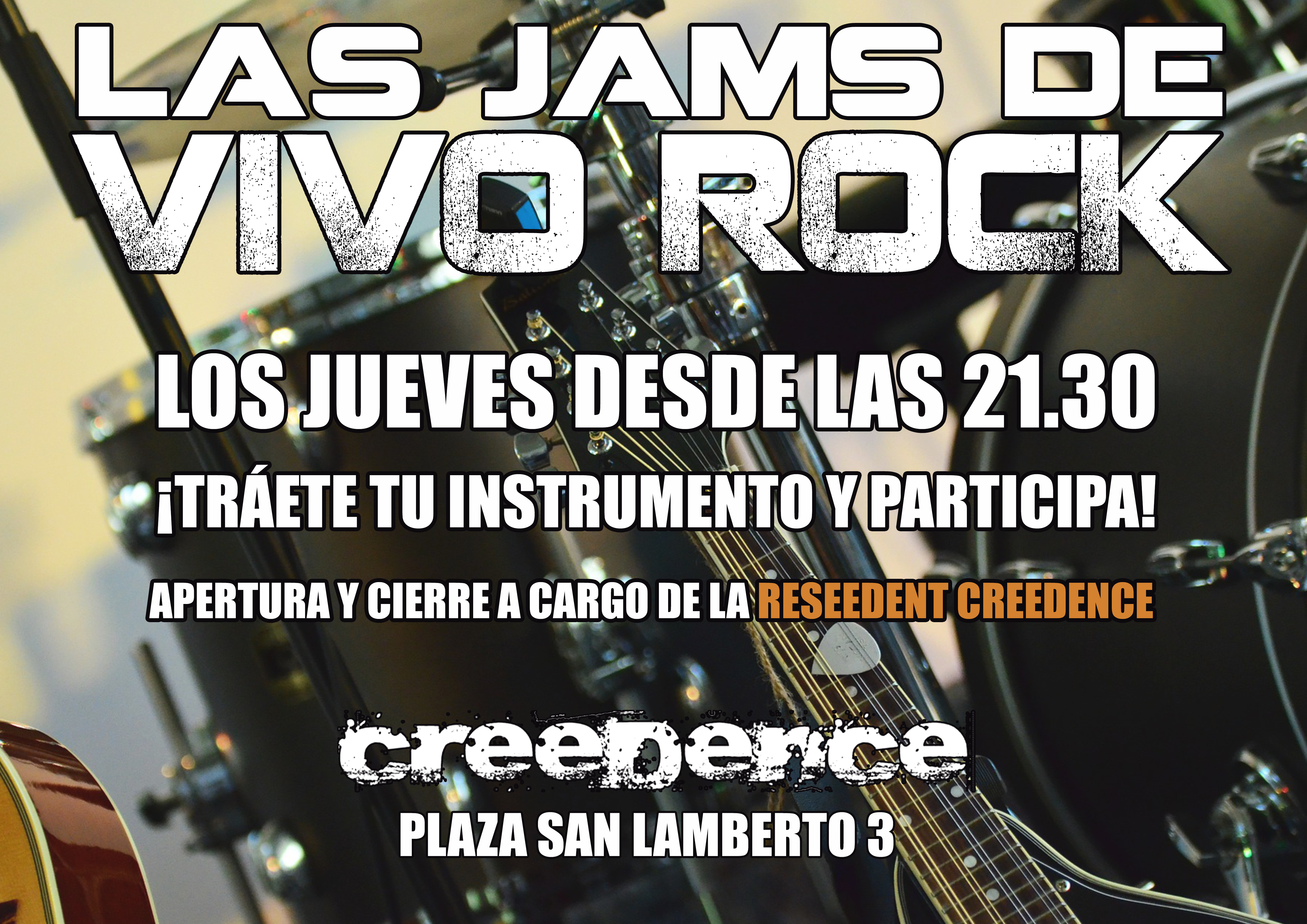 Las Jams De Vivo Rock