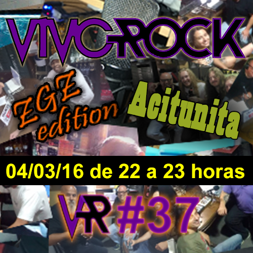 Vivo Rock progama 37