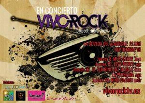 Vivo Rock En Concierto: Septiembre