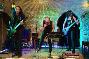 Vivo Rock En Concierto: Inerte