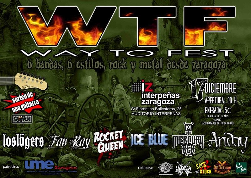 Cartel del Way ToFest
