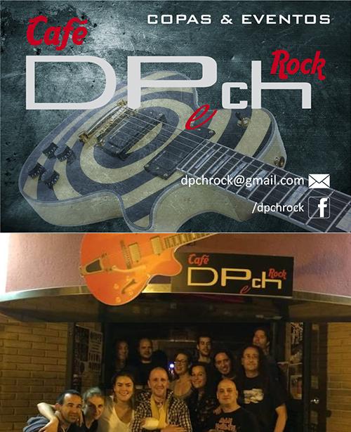 CAFE DPECH ROCK