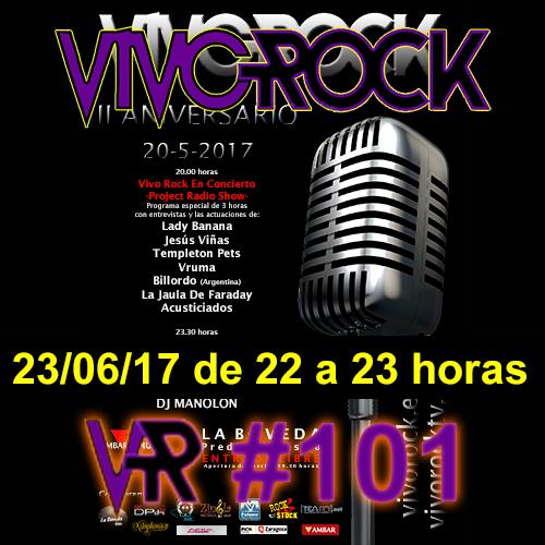 Vivo Rock progama 101