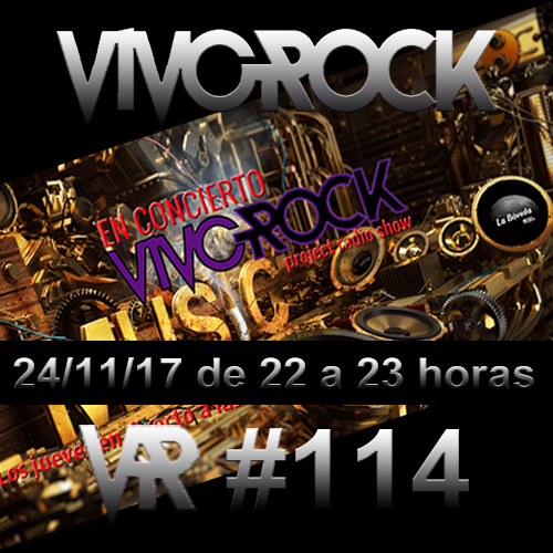 Vivo Rock progama 114