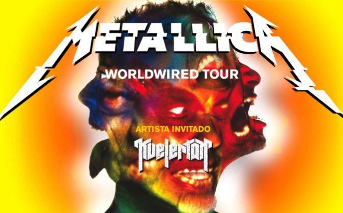 Metallica ha dejado de qué hablar a su paso por EspañaMetallica ha dejado de qué hablar a su paso por España