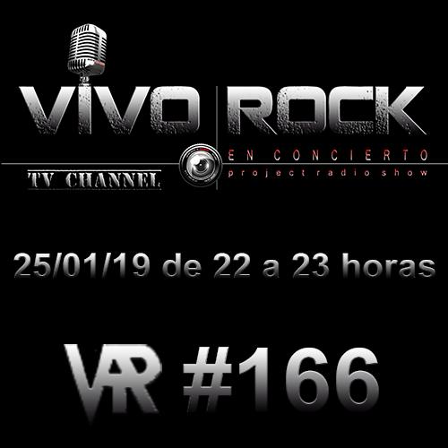 Vivo Rock progama 166
