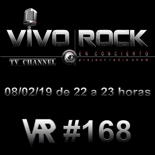 Vivo Rock progama 168