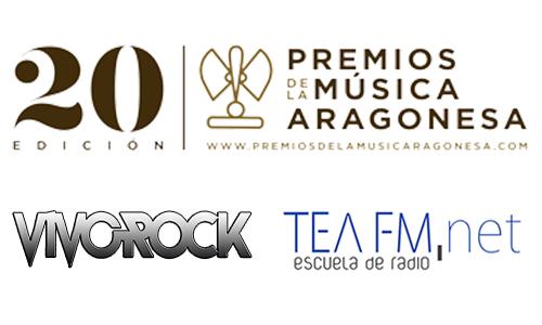Emisión premios logos