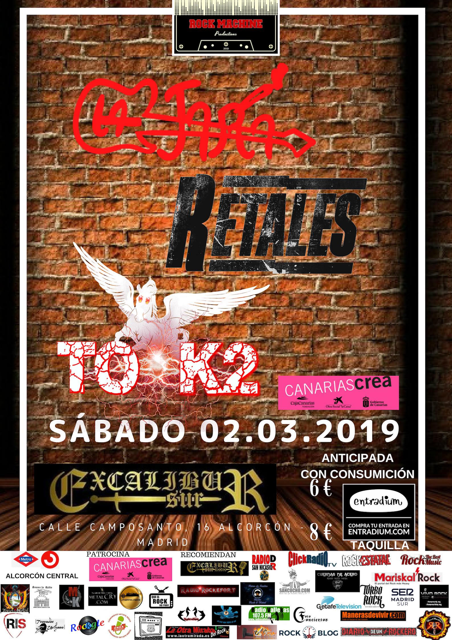 La Jara-Retales-Tok2 - 02 de marzo.