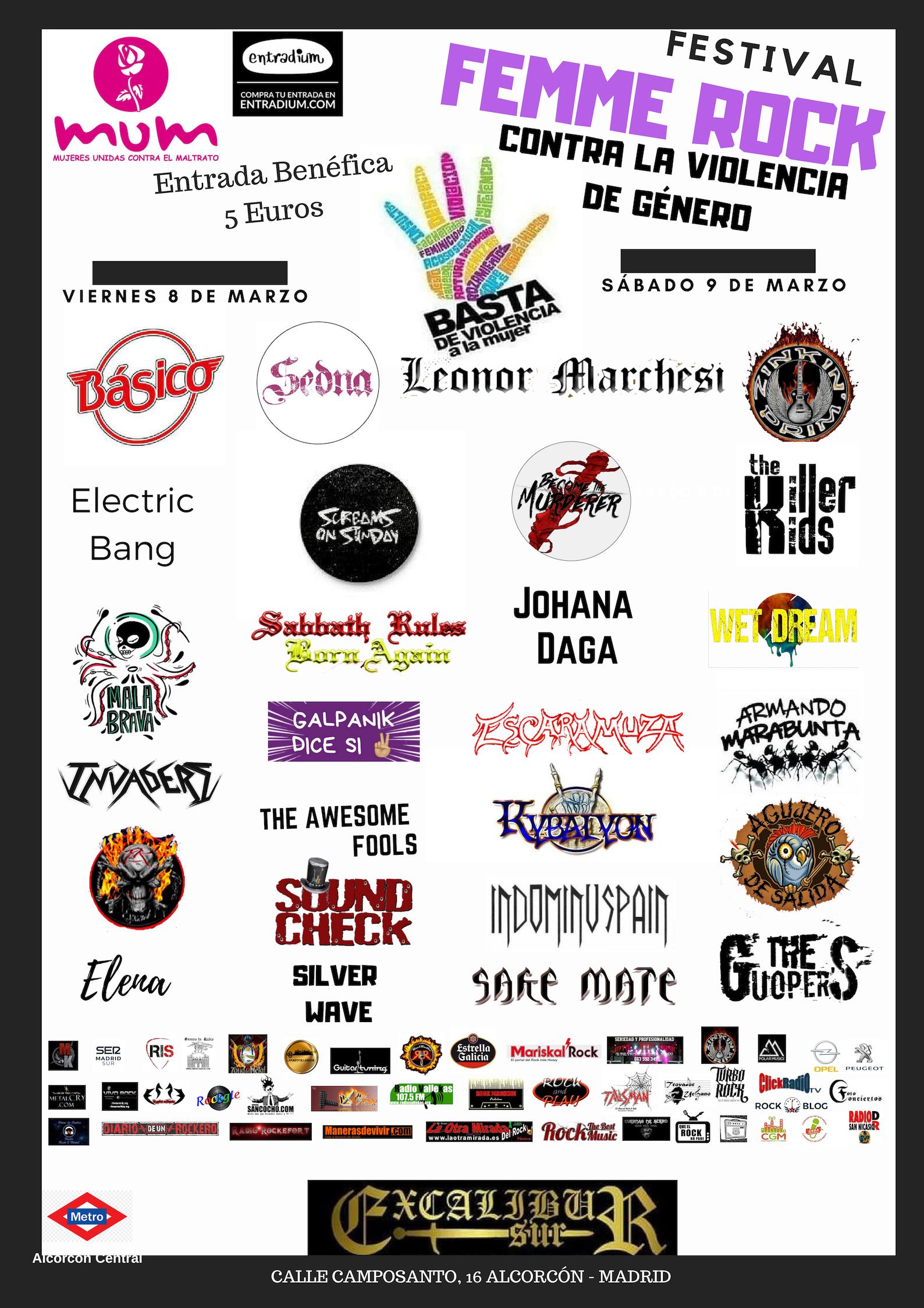 Festival Femme Rock