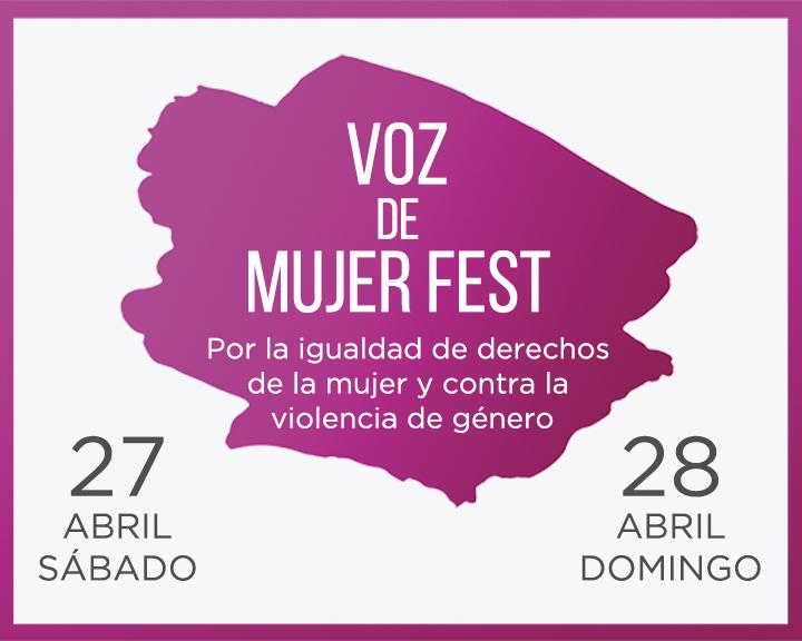 Voz de Mujer Fest: Audiovisual homenaje a las mujeres aragonesas.