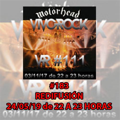 Vivo Rock progama 183