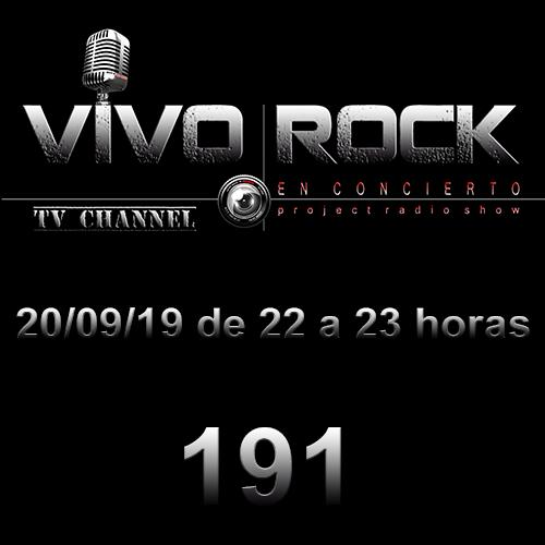 Vivo Rock progama 191