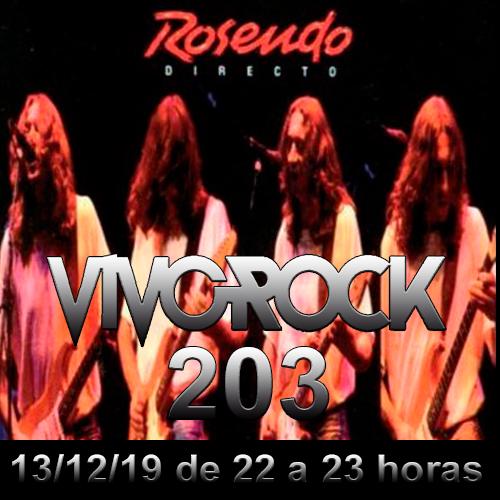 Vivo Rock programa 203