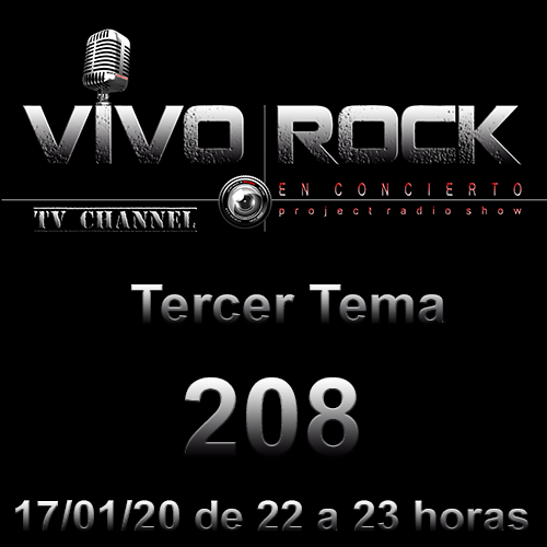 Vivo Rock progama 208