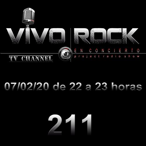 Vivo Rock progama 211