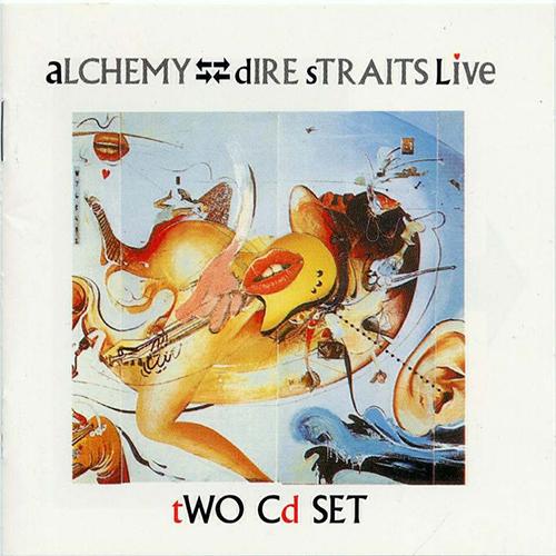 Dire Straits: Alchemy.