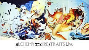 Dire Straits: Alchemy. Ilustración completa.