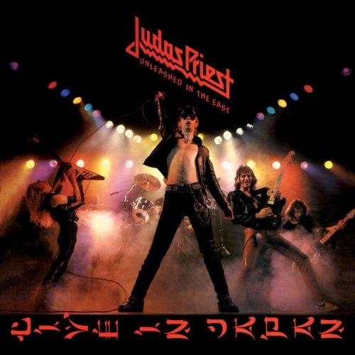 Judas Priest: Unleashed In The East.