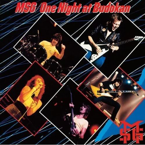 MSG: One Night At Budokan.