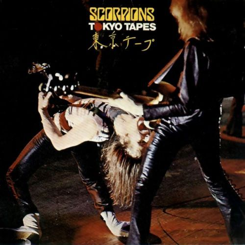 Scorpions: Tokyo Tapes