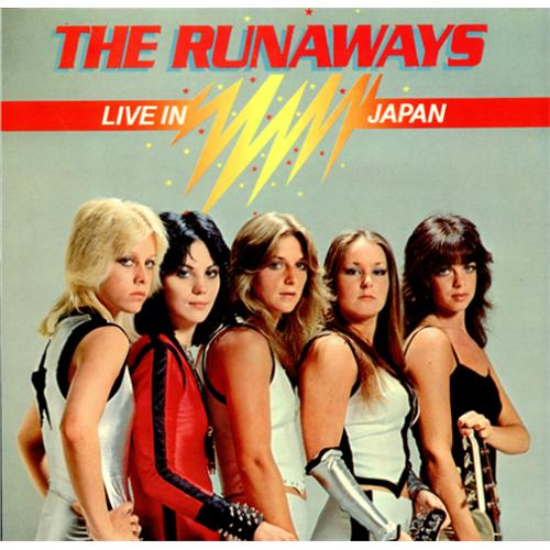 The Runaways: Live In Japan.