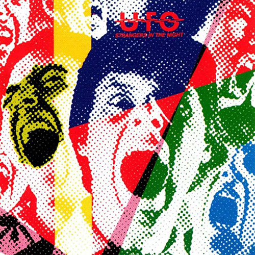 UFO: Strangers In The Night.