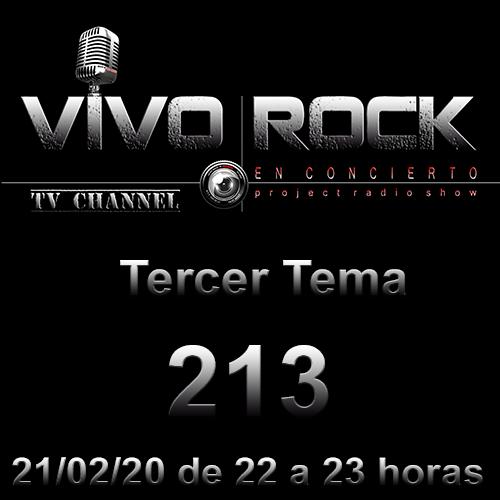 Vivo Rock programa 213