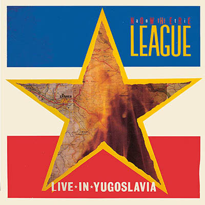 Anti-Nowhere League: Live in Yugoslavia.