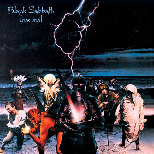 Black Sabbath: Live Evil.