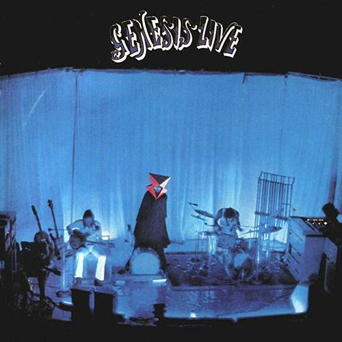 Genesis: Live.