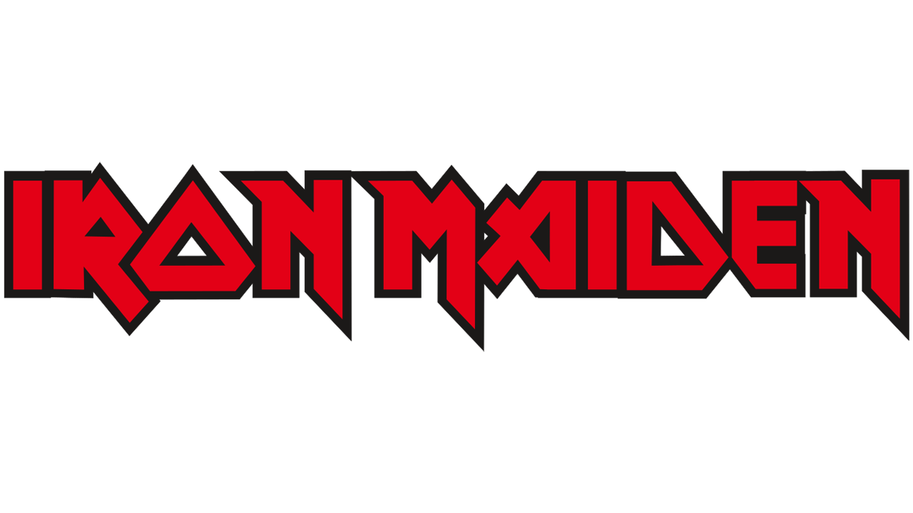 Logotipo de Iron Maiden.