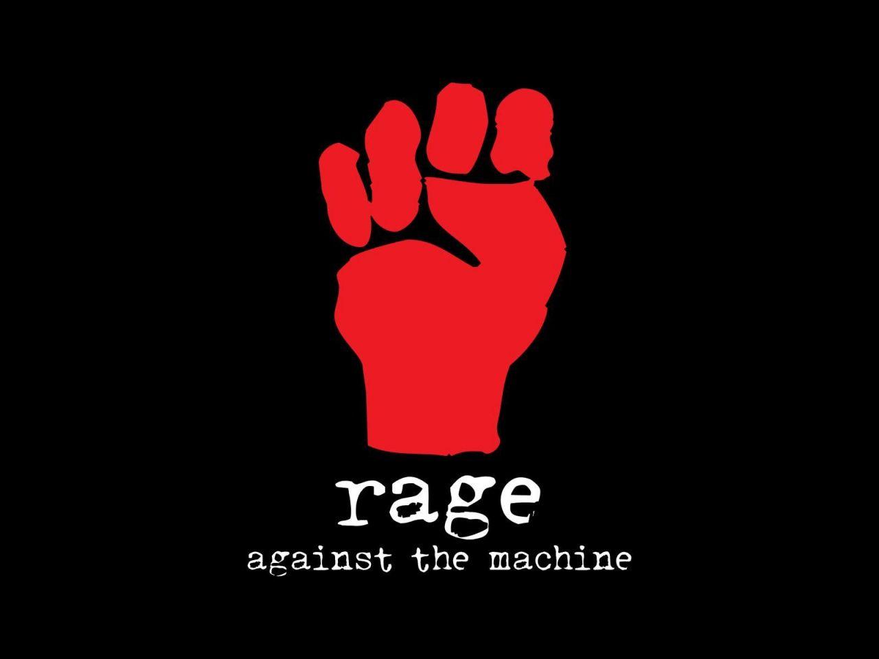 Logotipo de Rage Against the Machine.