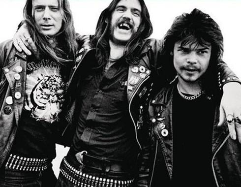 Motörhead.