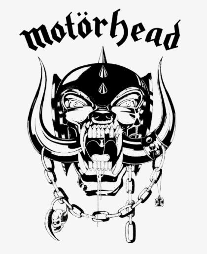 Snaggletooth: el emblema del logo de Motörhead, su parte más reconocible junto a la tipografía.
