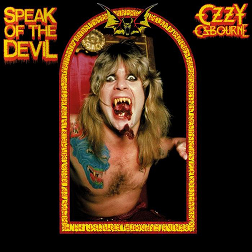 Ozzy Osbourne: Speak Of The Devil.