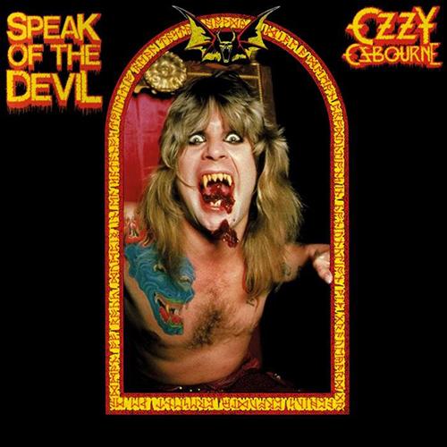 Ozzy Osbourne: Speak Of The Devil.