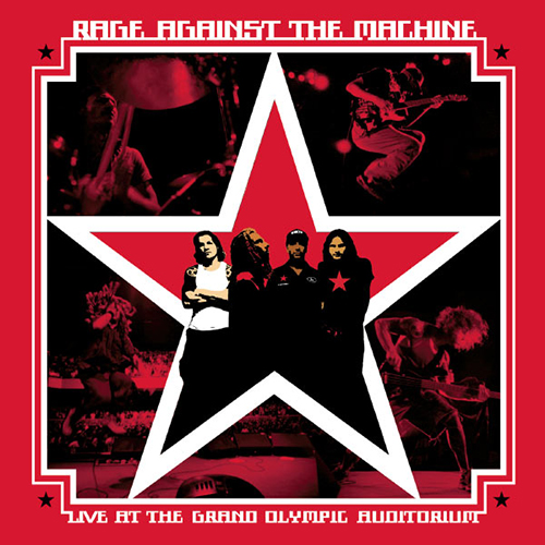 Rage Against the Machine: Live At The Grand Olympic Auditorium.