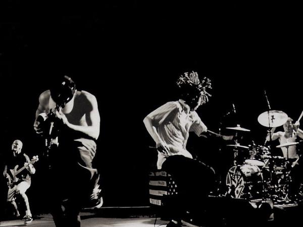 Rage Against the Machine.