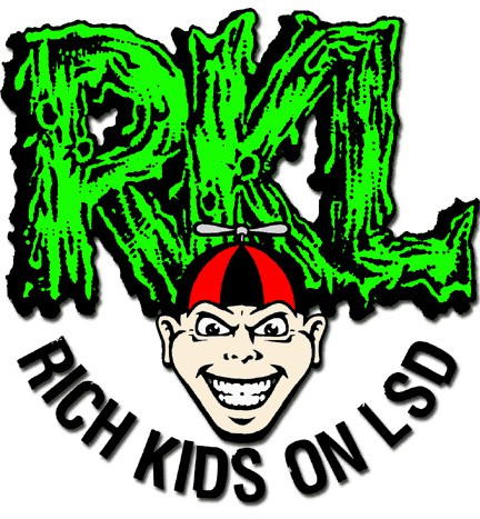 Logotipo de Rich Kids On LSD.